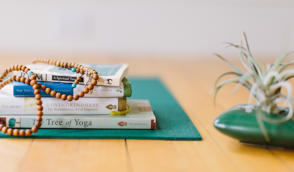 Yoga with Mindful Meditation: Building a Home Practice